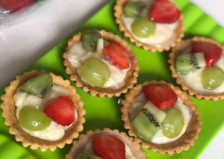 Resep Pie buah Paling Enak