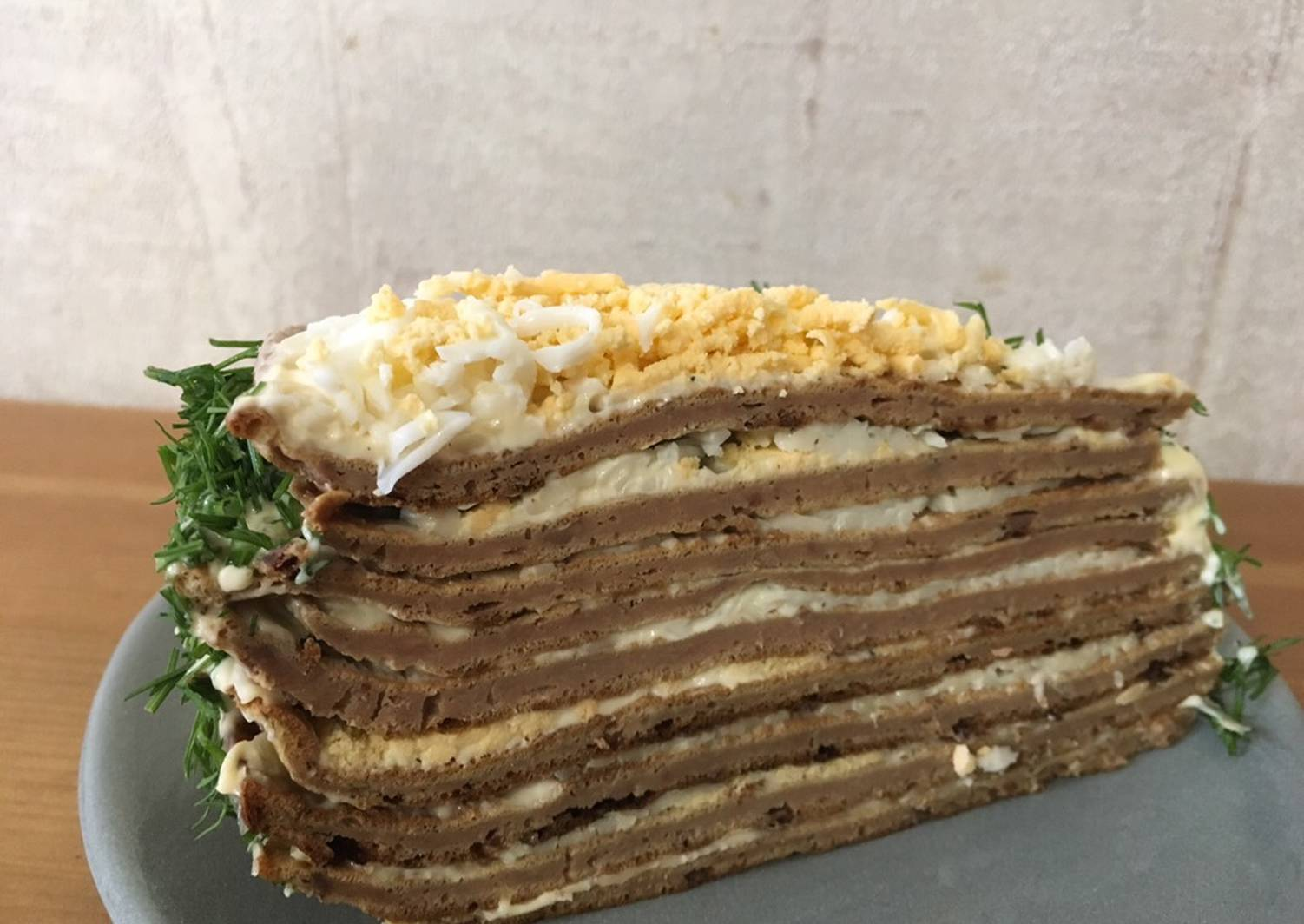 селе пирог из печени слоями рецепт с фото вот, помощью этой