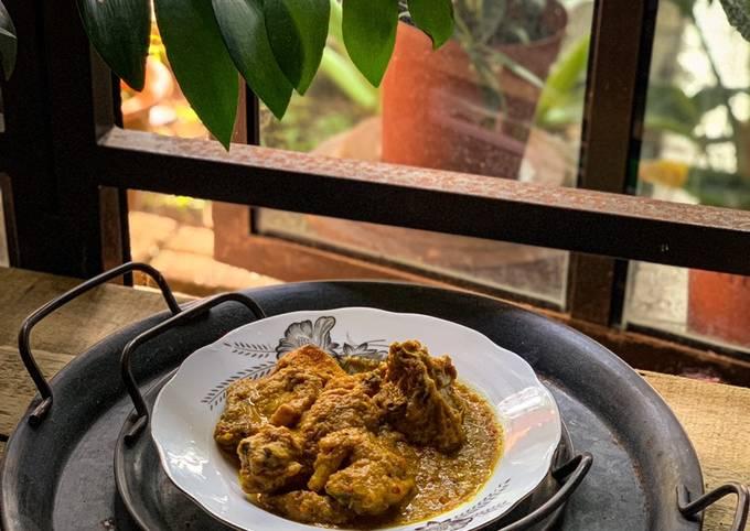 Ayam Rendang Cili Padi