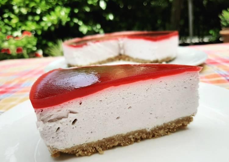 Ricetta Cheesecake ai lamponi