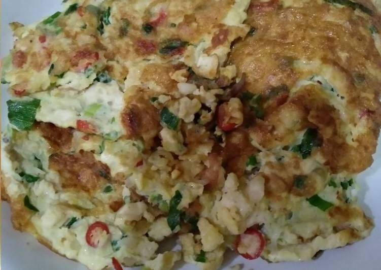 DADAR TELOR+TAHU - cookandrecipe.com