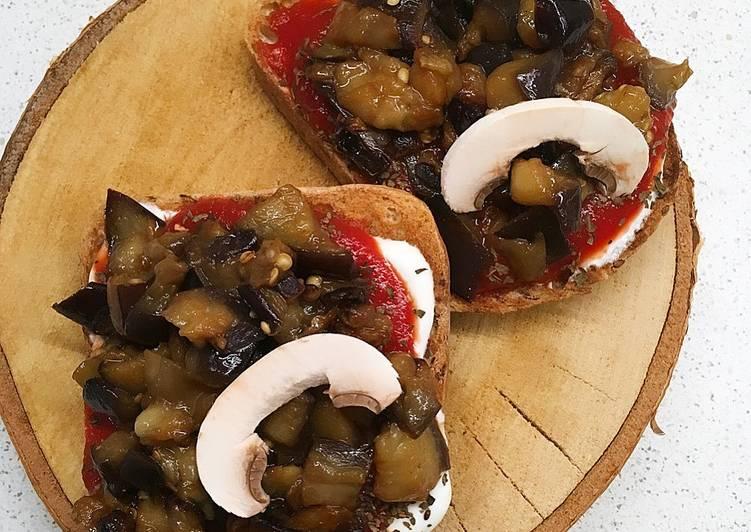 Bruschettas sans gluten