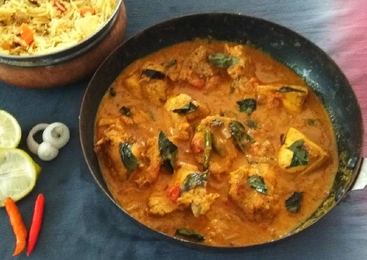 Get Fresh With Kerala Coconut Chicken Curry
