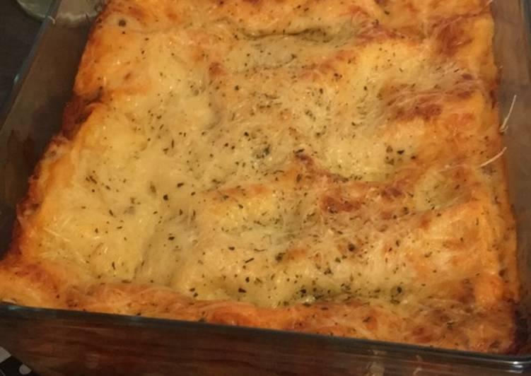 Comment Faire Des Lasagne 👩��