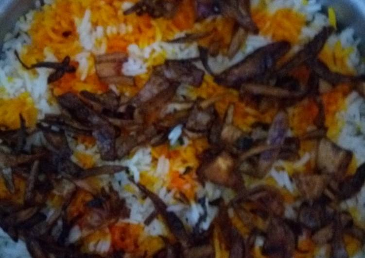 What are some Dinner Ideas Summer Biriyani Pilau