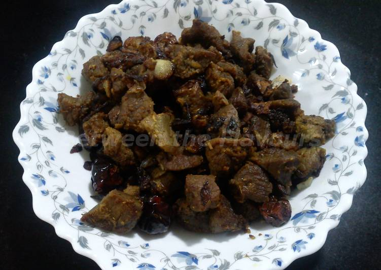 Beef Fry - Home Style