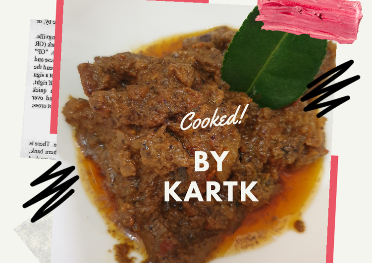 Re-cook : Rendang Daging Sapi