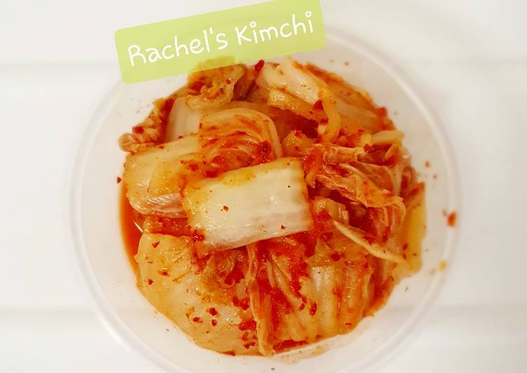 Step-by-Step Guide to Make Quick Kimchi