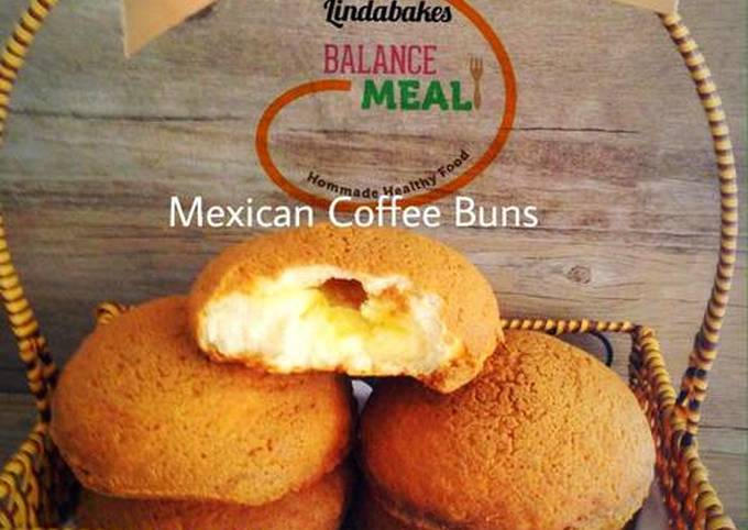 How to Prepare Yummy Mexican Coffee Buns (Rotiboy)