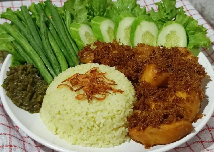 Resep 30 Nasi Ayam Goreng Lengkuas Oleh Nilaqonita Cookpad