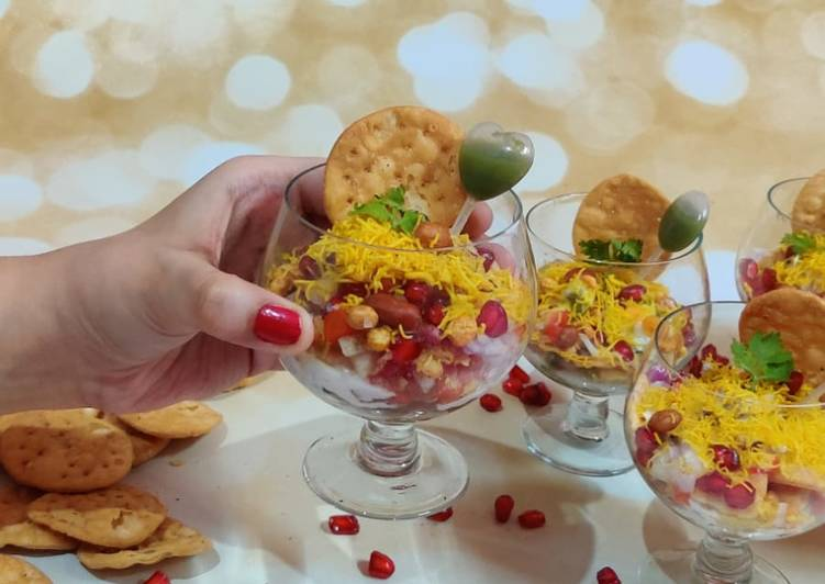 The Best Soft and Chewy Dinner Ideas Fall Cocktail Sev Puri Chat