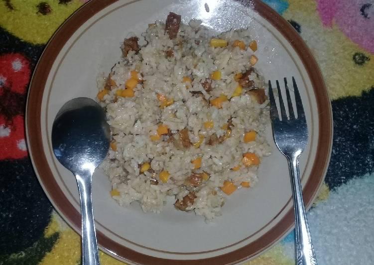 Nasi Goreng Dadakan 😁