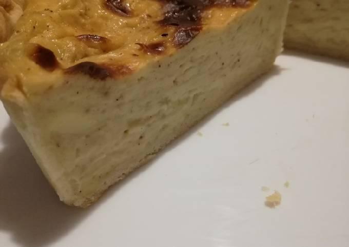 Flan pain d'épices