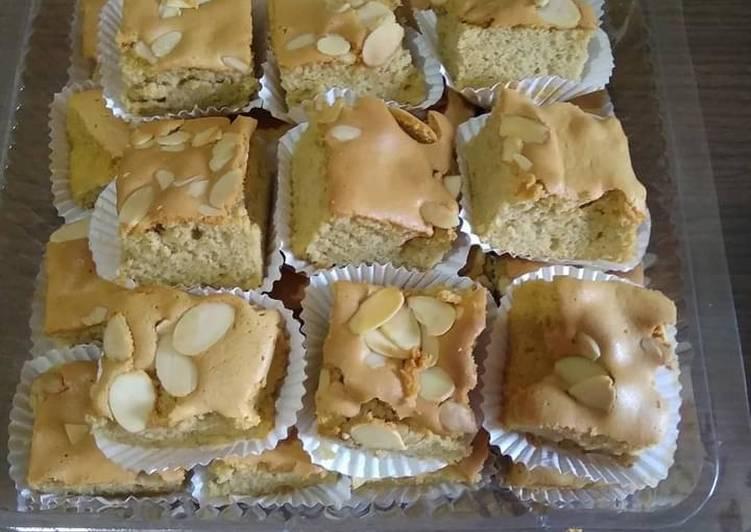 Cake potong Milo