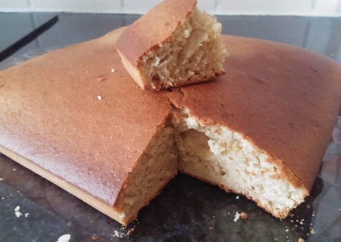 Gâteau amandes (vegan)
