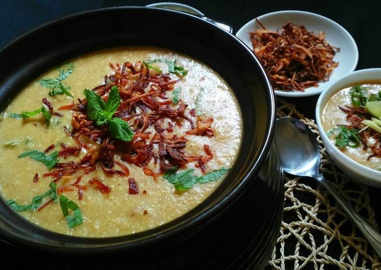 Step-by-Step Guide to Prepare Most Popular Chicken Haleem