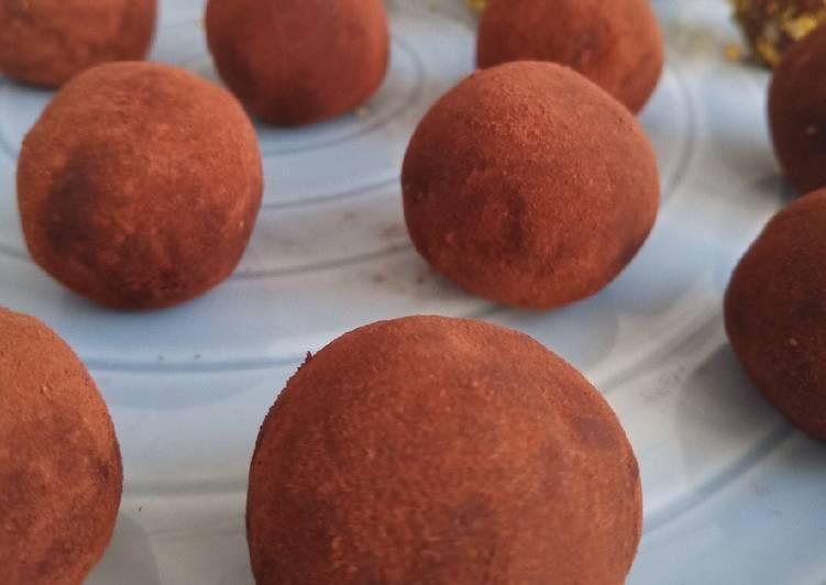 Chocolate Truffle Pistachio