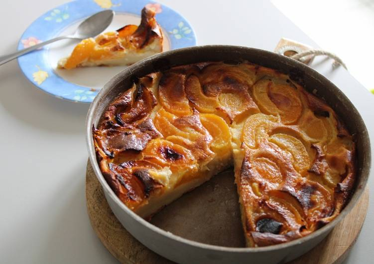 Recipe: Perfect Clafoutis WW aux abricots