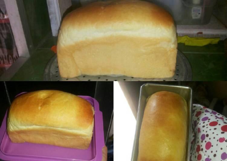 White loaf bread (eggles)