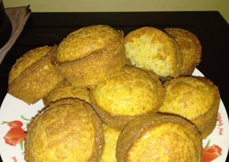 How to Prepare Favorite Cassava flour cupcakes