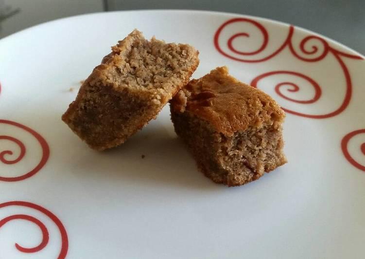 Brownie chocolat praliné et noisettes