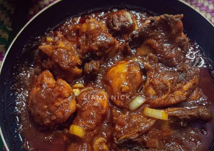 Ayam masak merah - velavinkabakery.com