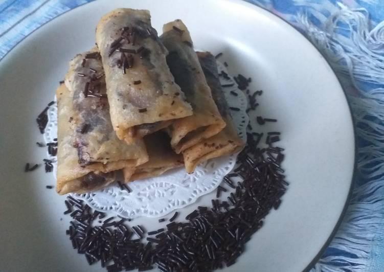 Pisang Coklat (Piscok)