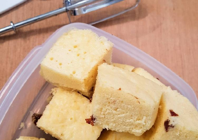 Cake keju kurma lembut
