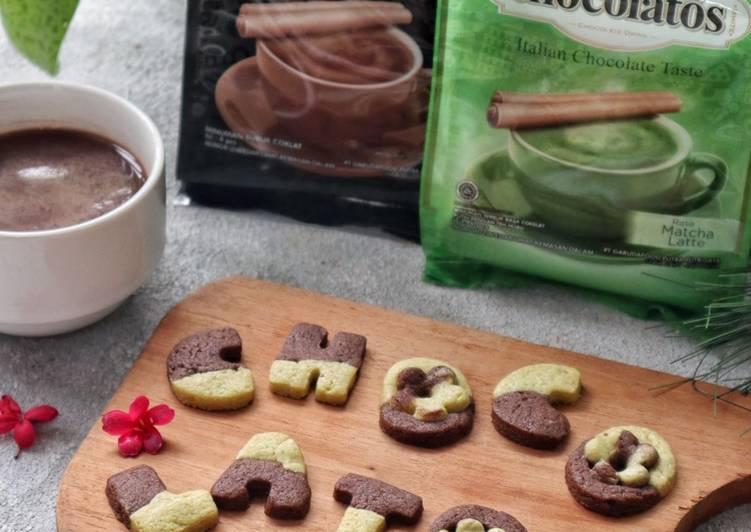 Cookies Alfabet