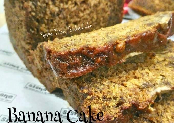 13. BANANA CAKE 1 TELUR