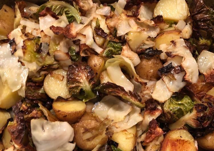 Seasonal roasted veg - Autumn edition 🍂