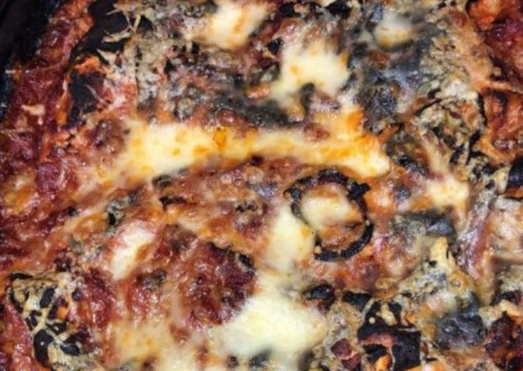 Recipe: Tasty Lasagne