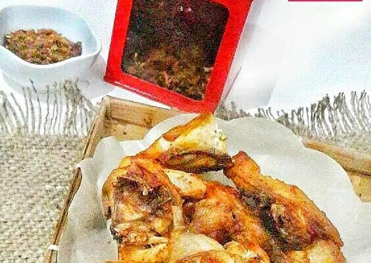 Ayam Goreng Garam