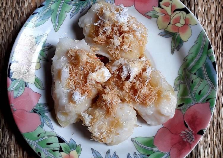 Jaje Pisang Rai/ Kue Basah