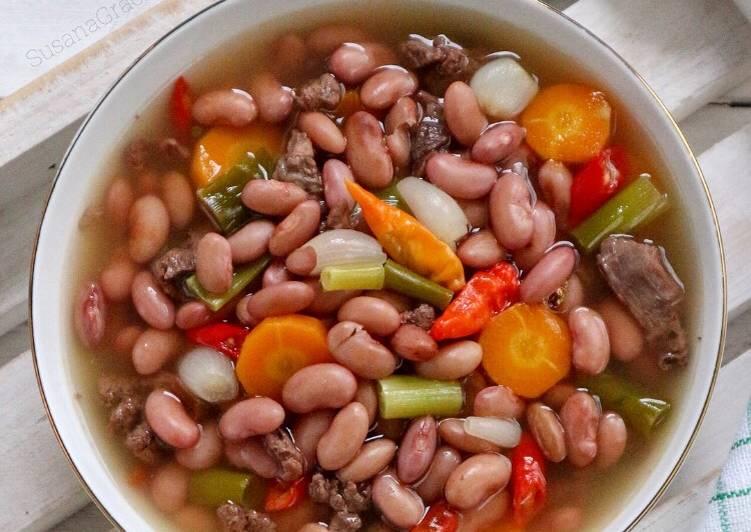 Sayur Kacang Merah Sunda