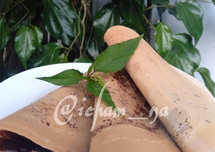 Kue Leker (Crepes)