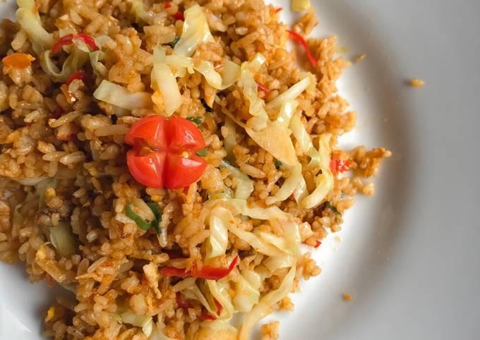 Resep Nasi Goreng Kampung Enak Resep Ala Chef Table Oleh Dapur Ira Rm Cookpad