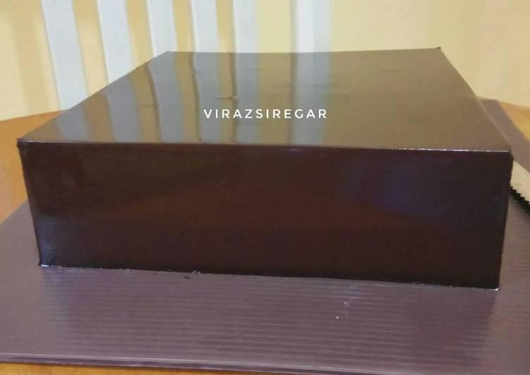 Dodol Agar-Agar Khas Palembang😍 (rasa cokelat)
