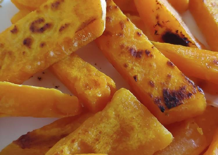 Healthy snacks, sweet potatoes