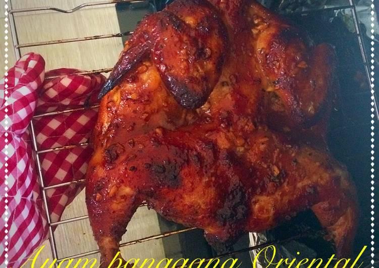 Ayam Panggang Oriental ala Mama Nana
