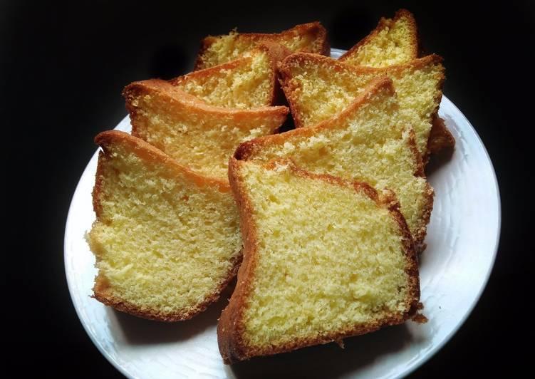 Simple Cake #beranibaking