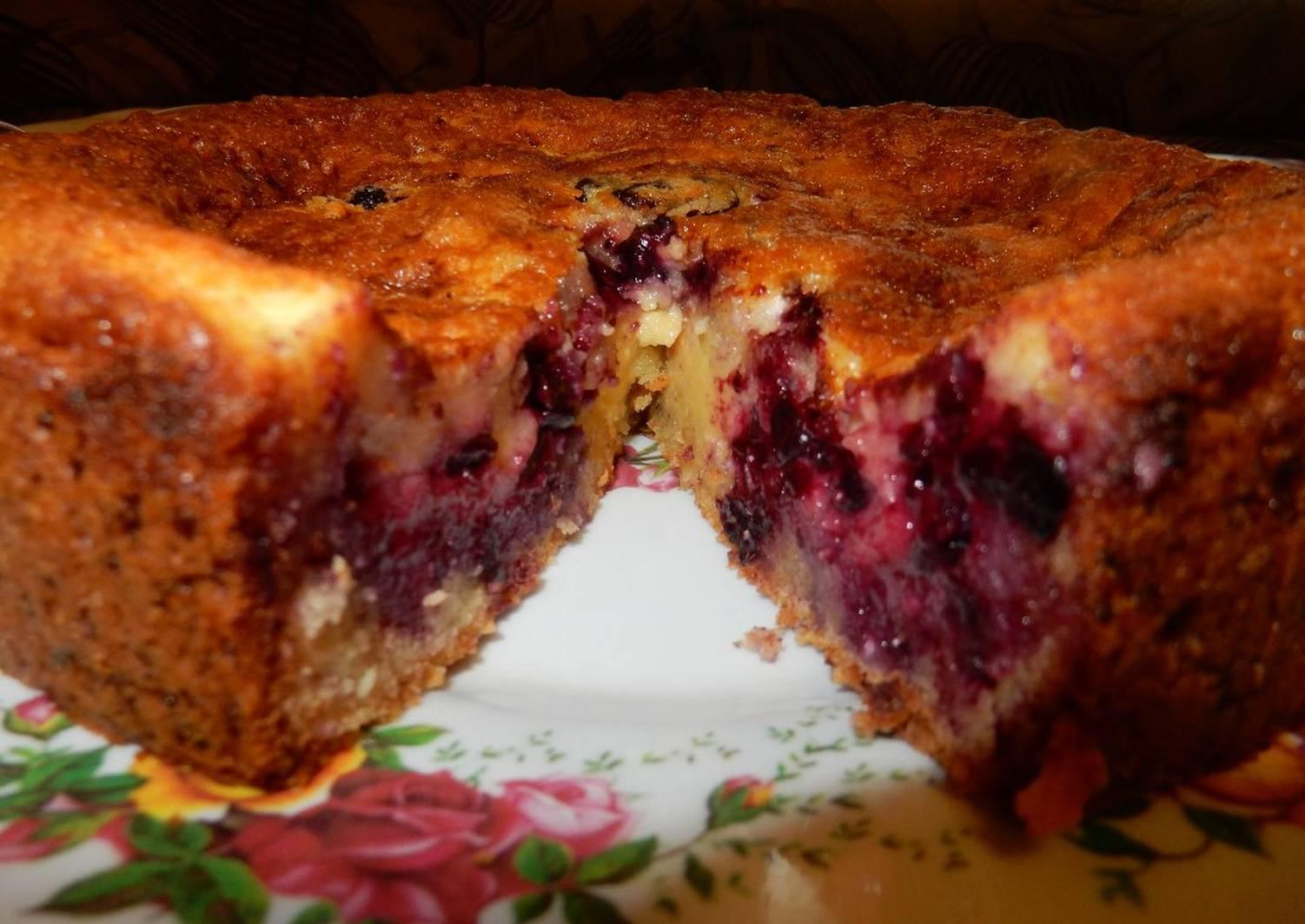 прогулки пирог из смородинового варенья рецепт с фото знаю