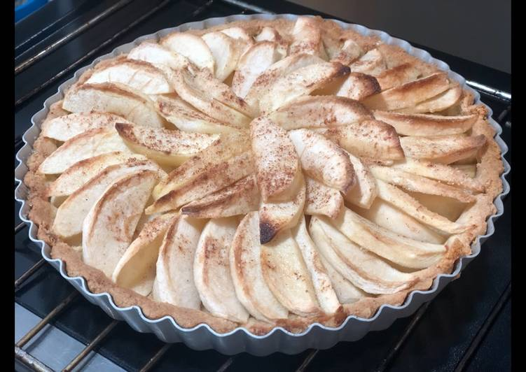 Simple Way to Prepare Perfect Thermomix Apple Tart