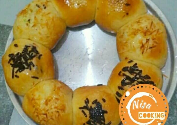 97. Roti Sobek Baking Pan