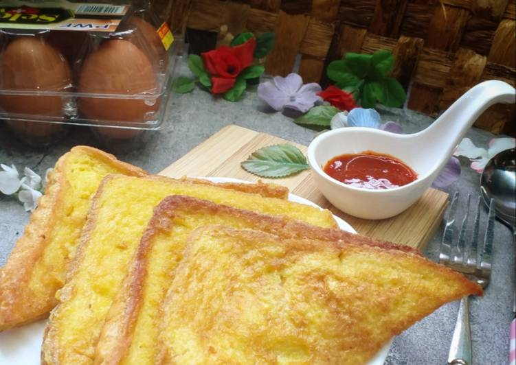 Roti Telur Goreng