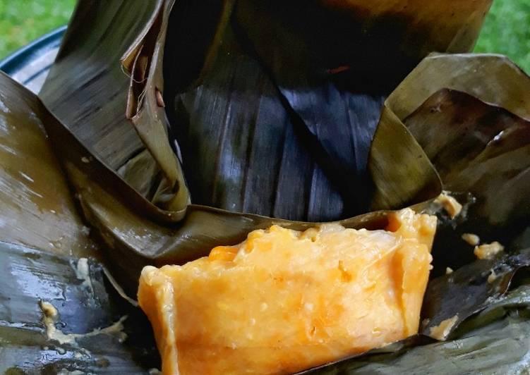 Resep Katul Jagung Tumbuk Kukus Oleh Fitri Ayu N Cookpad