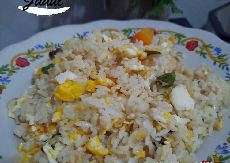 Nasi Goreng Jadul (simple banget)