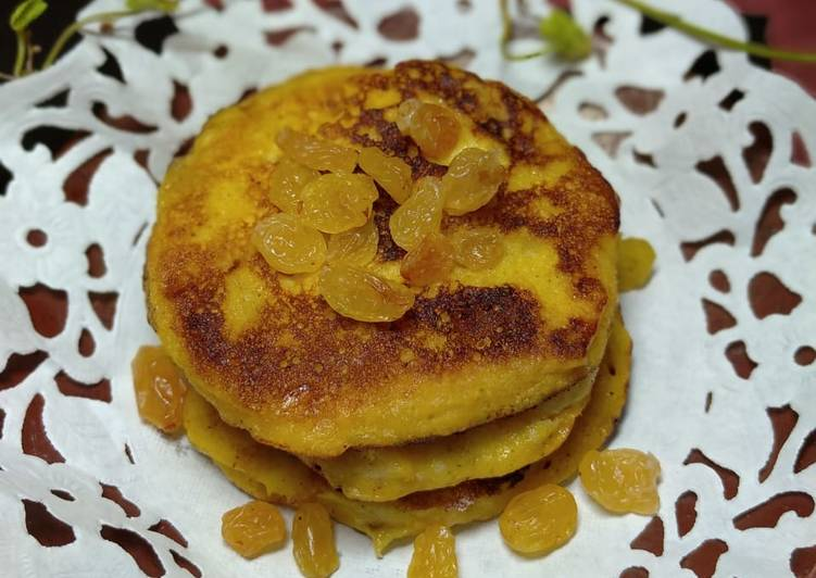 Resep Healthy Banana Pancake Terbaik