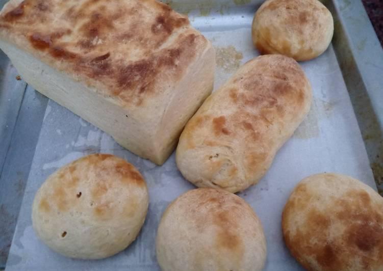 Recipe of Perfect All bread dough