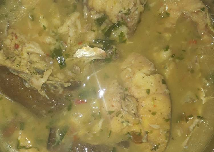 Steps to Prepare Ultimate Catfish peppersoup